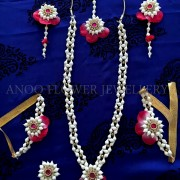 Buy artificial flower jewellery online